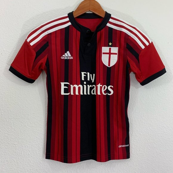 Adidas Climacool Fly Emirates Soccer Jersey Tshirt